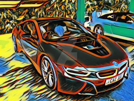 2018 BMW i8