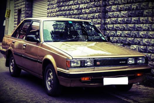 1984 Toyota Carina MyRoad SE