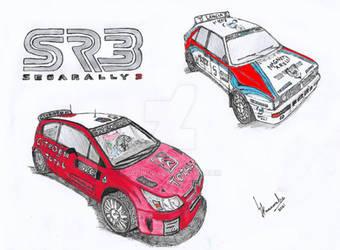 Sega Rally 3 - Citreon and Lancia