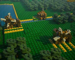 Era of Bricks by Falcon-RawByte