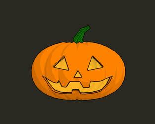 Happy Halloween by Falcon-RawByte