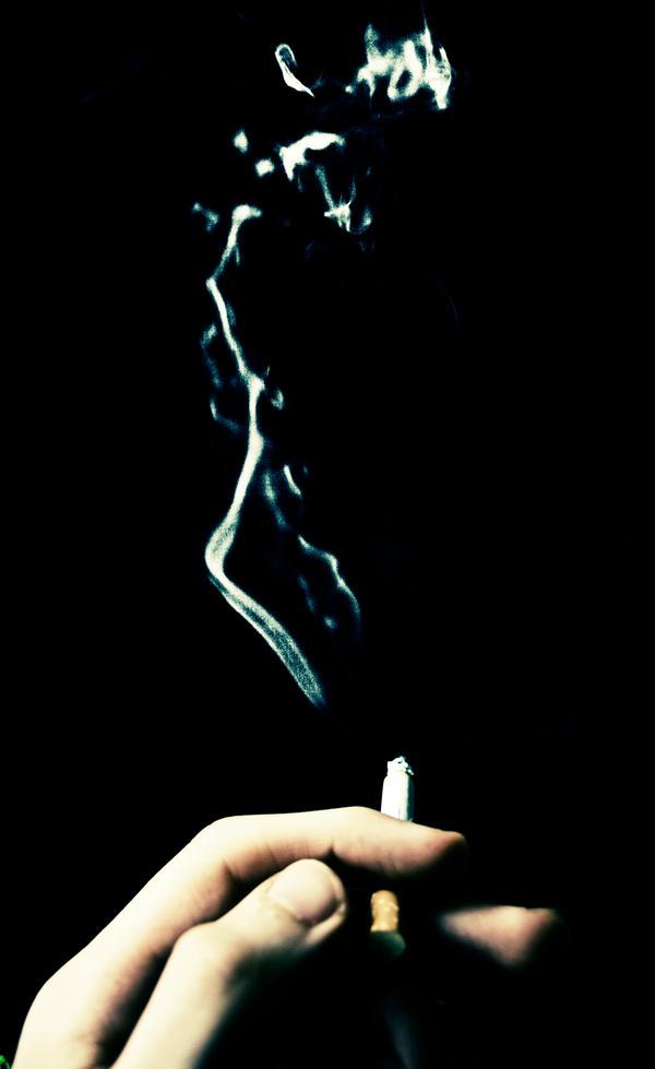 smoking by Subculturegraphics - ~ Avatar [ HazaL ]