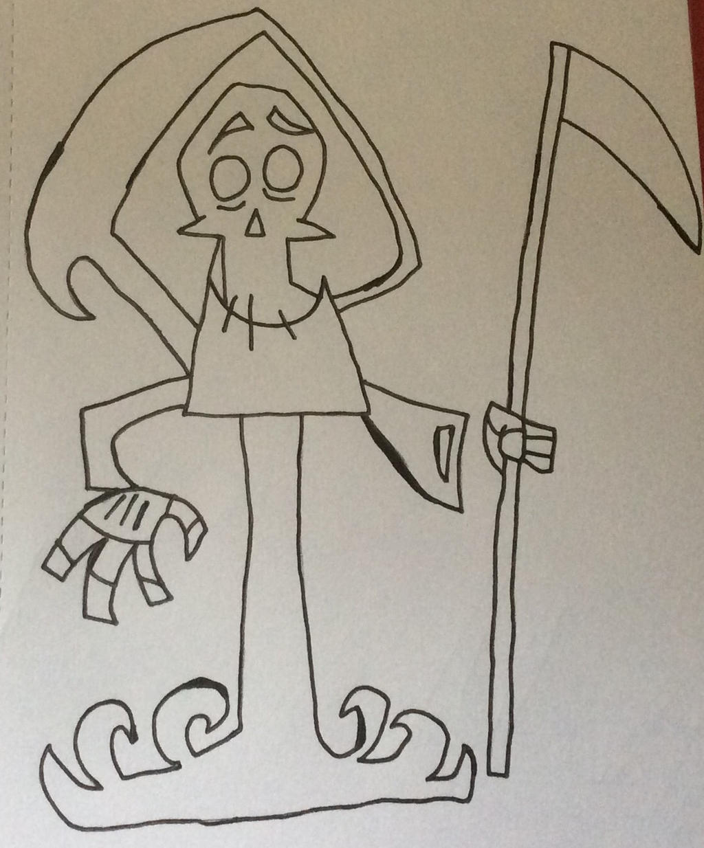 The Grin Reaper by JimmyTheNerd