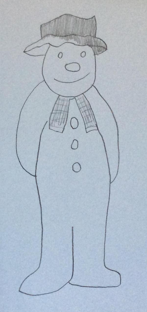 The Snowman by JimmyTheNerd