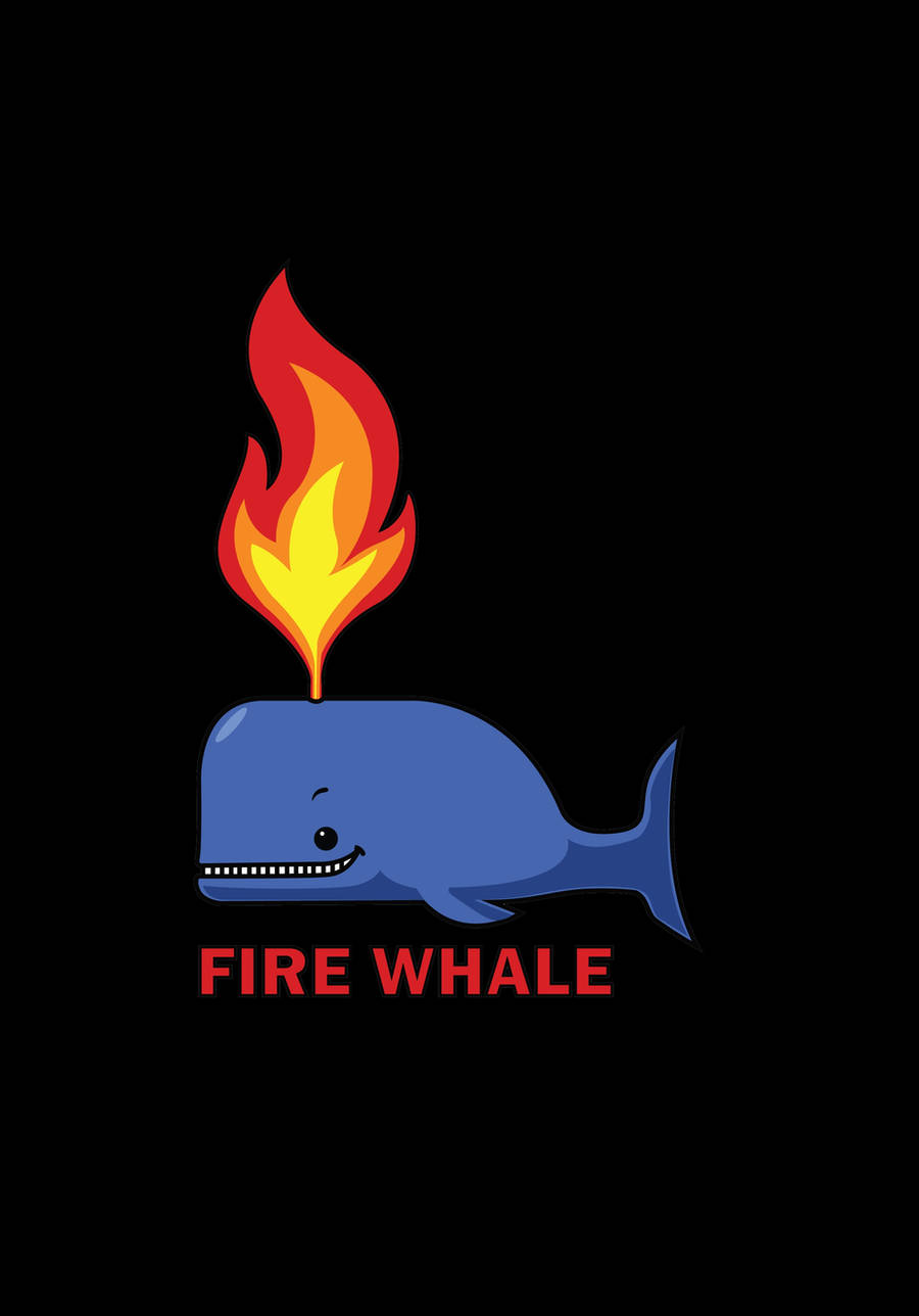 Fire Whale by Pharass