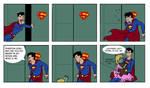 Surprise for Superman