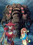 [TLoZ: Breath of The Wild] Divine Beast Vah Ruta