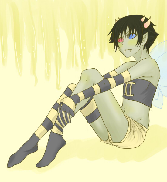 Bee Sollux by jesserine0598