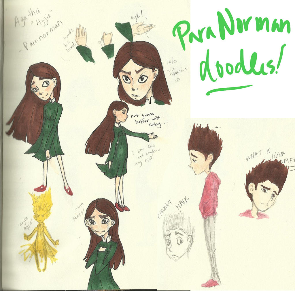 Paranorman norman cute
