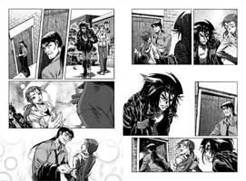 Wolverine: Swallow Your Pride by batangbatugan