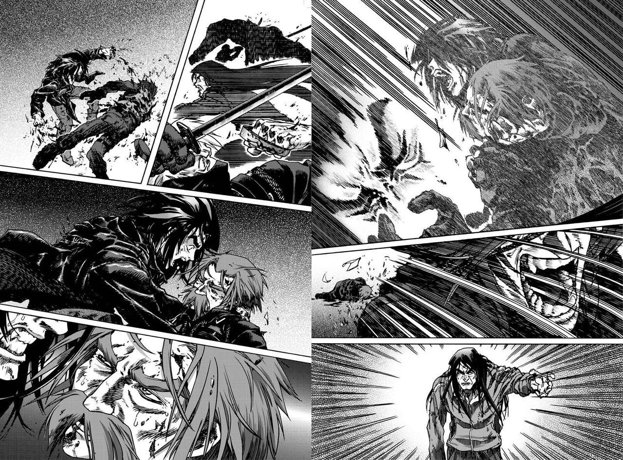 Wolverine: Dead Elliott Sketch by batangbatugan