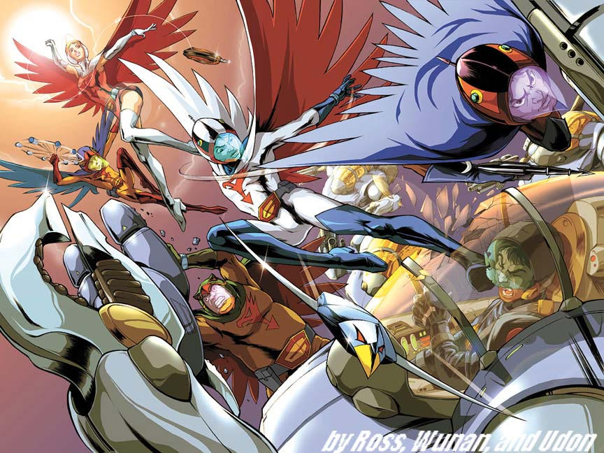 battle of the planets gatchaman - photo #12