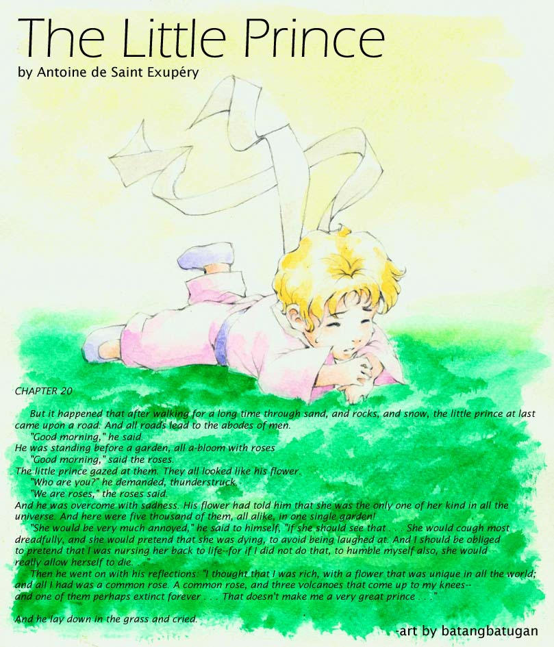 the little prince by - photo #20