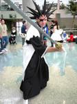 Kenpachi Cosplayer by Dark-Fascination