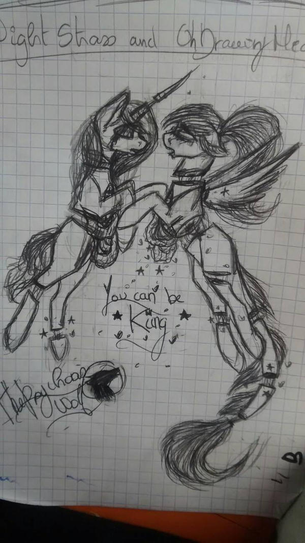[AT] Sketch (2) by Vhilinyar