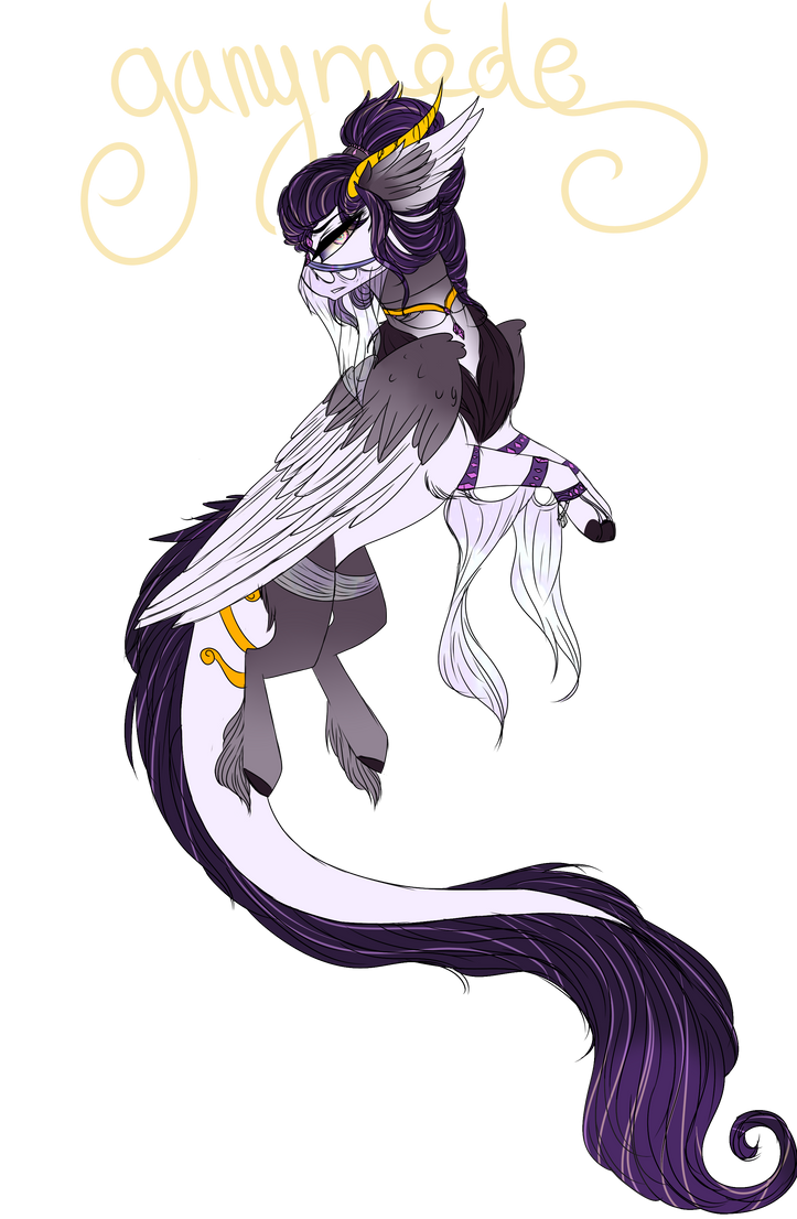 Ganymede for sale [CLOSED] by Vhilinyar