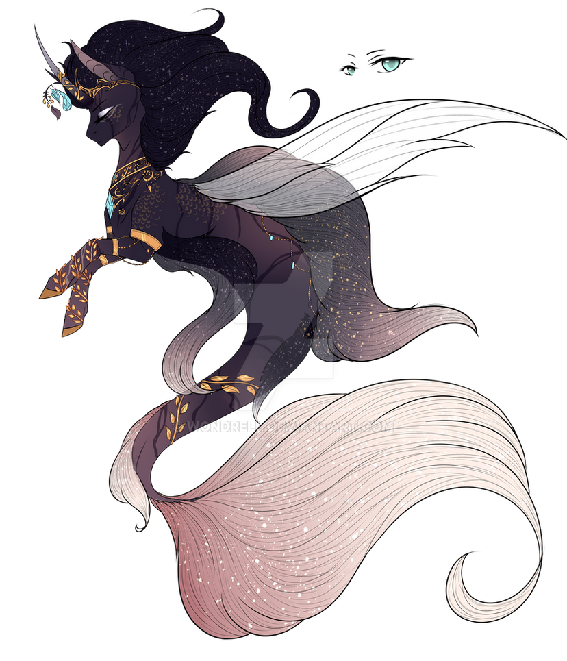[AUCTION] NG Luna X Queen Novo [CLOSED] by Vhilinyar