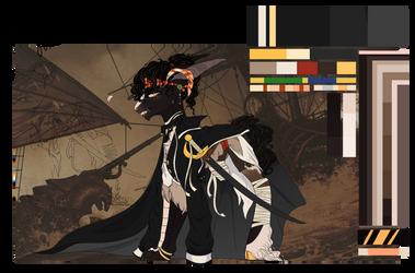 [CUSTOM] Pirate [4/5] by Vhilinyar