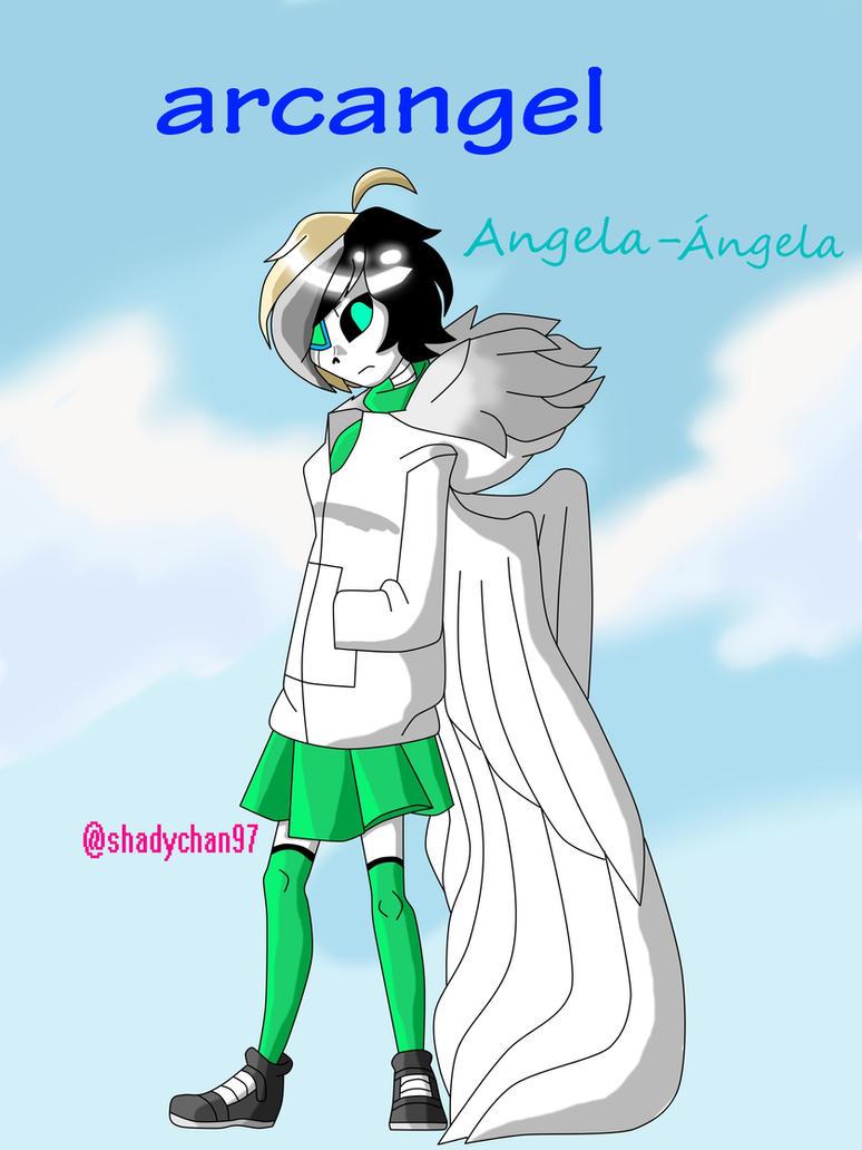Angela Angel Arcangel by LTHVampiWolf
