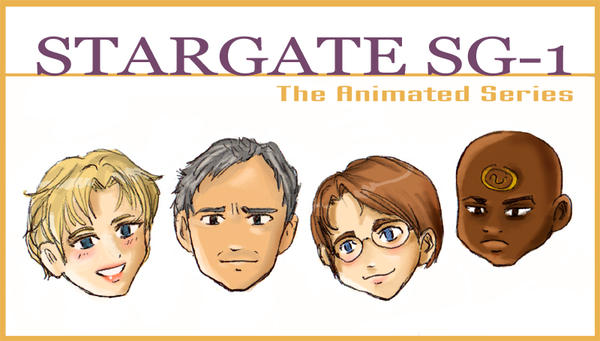 Stargate SG-1: Animated by Tsuchan