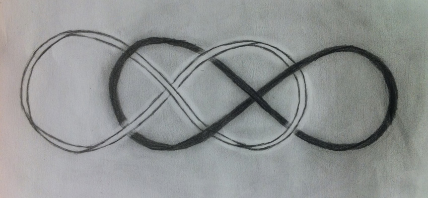 Double Infinity by arinhelmellaide on DeviantArt