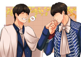 FA : Prince Taejin by padisaja