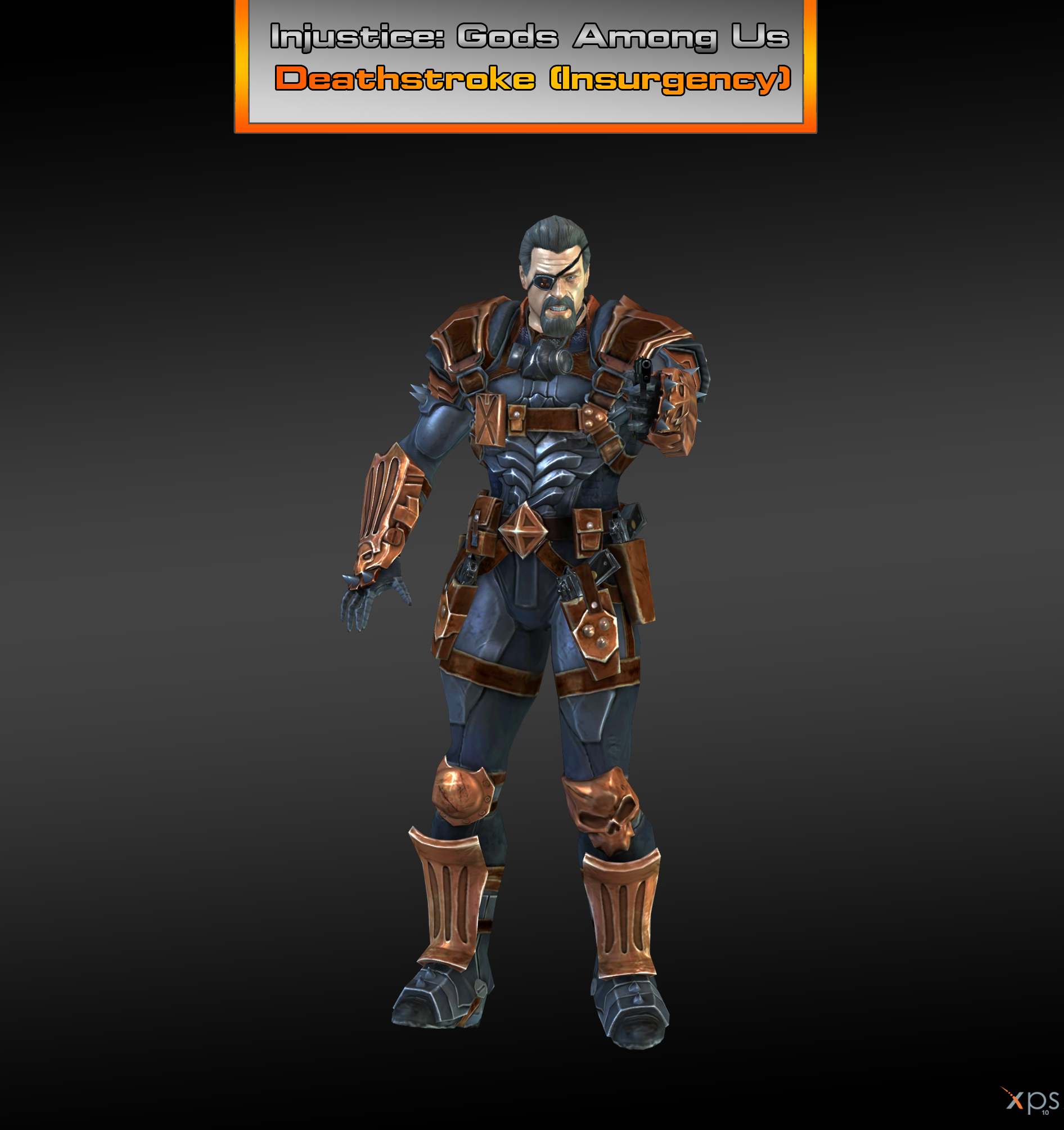 Injustice Gods Among Us: Deathstroke (Regime) by ...