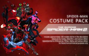 Spider-Man Costume Pack