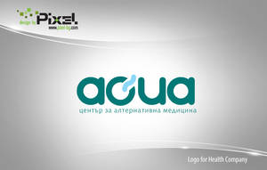 Aqua Health Care Logo
