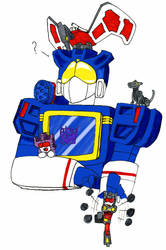 Soundwave and gang by Velocity-X78