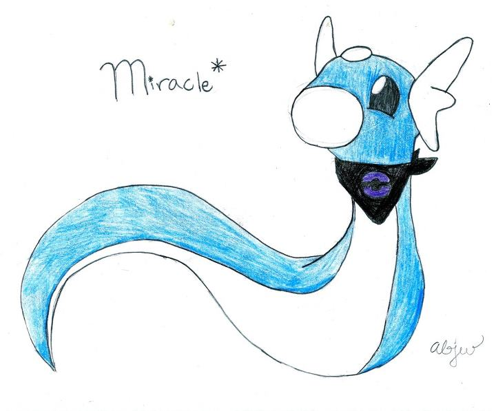 Miracle - Coloured by Shylyn-Drawing-Queen