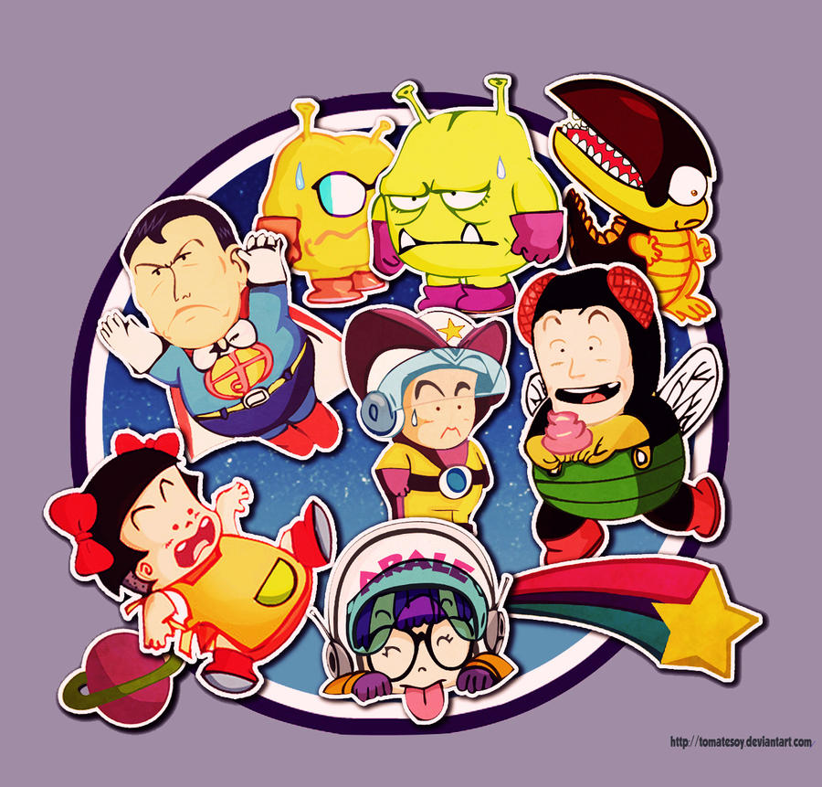 Dr. Slump by tomatesoy