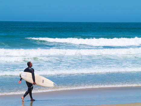 Lone Surfer 4