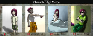 Eve Age Meme by RottenRibcage
