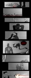 The Man with no Face - 18 by RottenRibcage