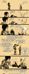 Amell meets Hawke 01 by chakhabit