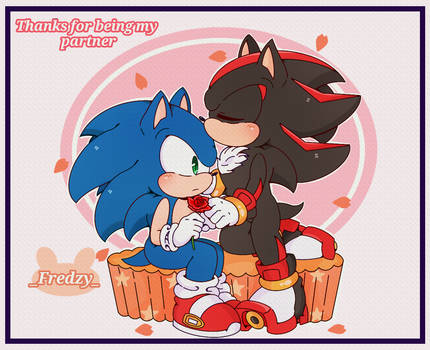 Sonadow: Thanks for being my partner