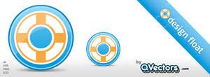 Designfloat vector icon