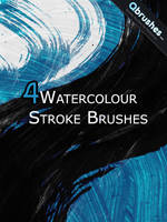 Brush Strokes by Qbrushes
