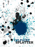 Oilpaint Splatter Brushes