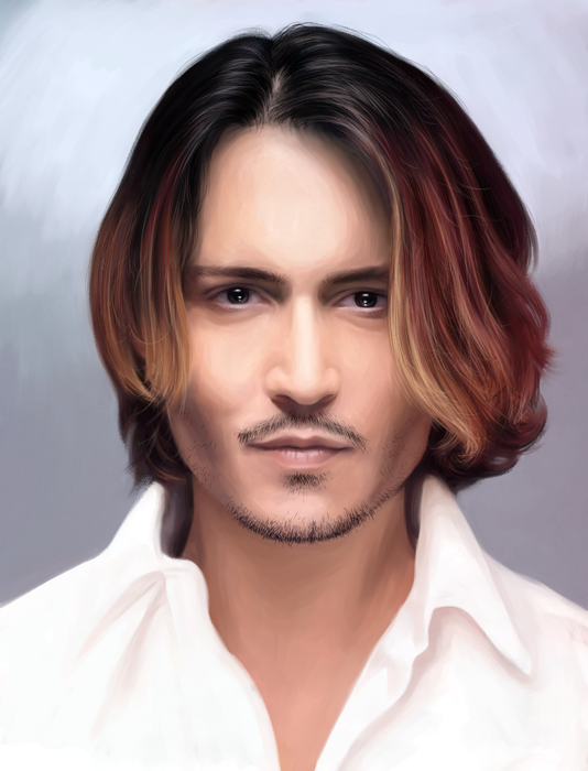 Johnny Depp by chuanerya