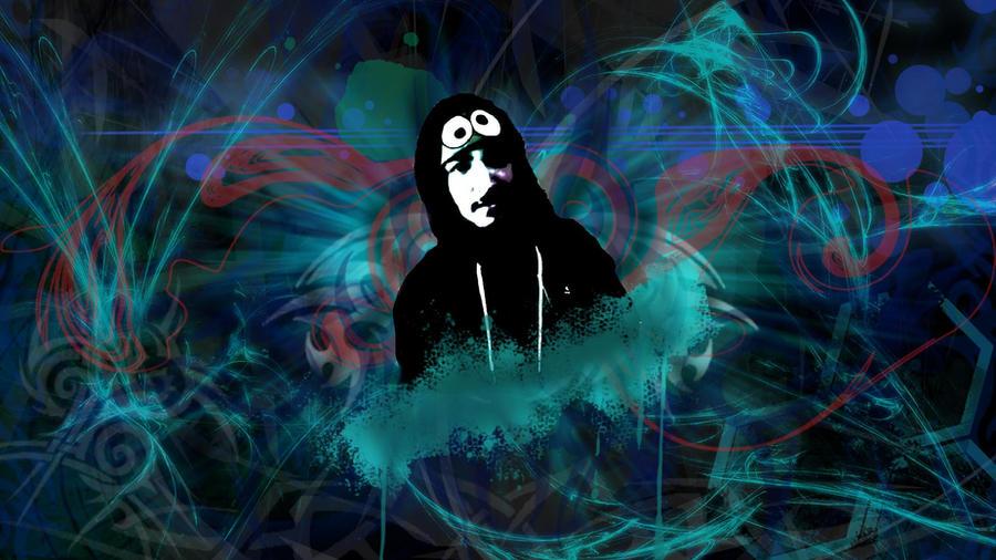UberHaxorNova's Desktop Background by MidnightNinja69 on ... Uberhaxornova Fan Art