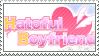 [P] Hatoful Boyfriend stamp by rhyme