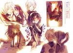 Yaoi Commission Yuri x Flynn: Tales of Friends