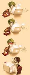 LH: Facebook fun by Yaoi-World