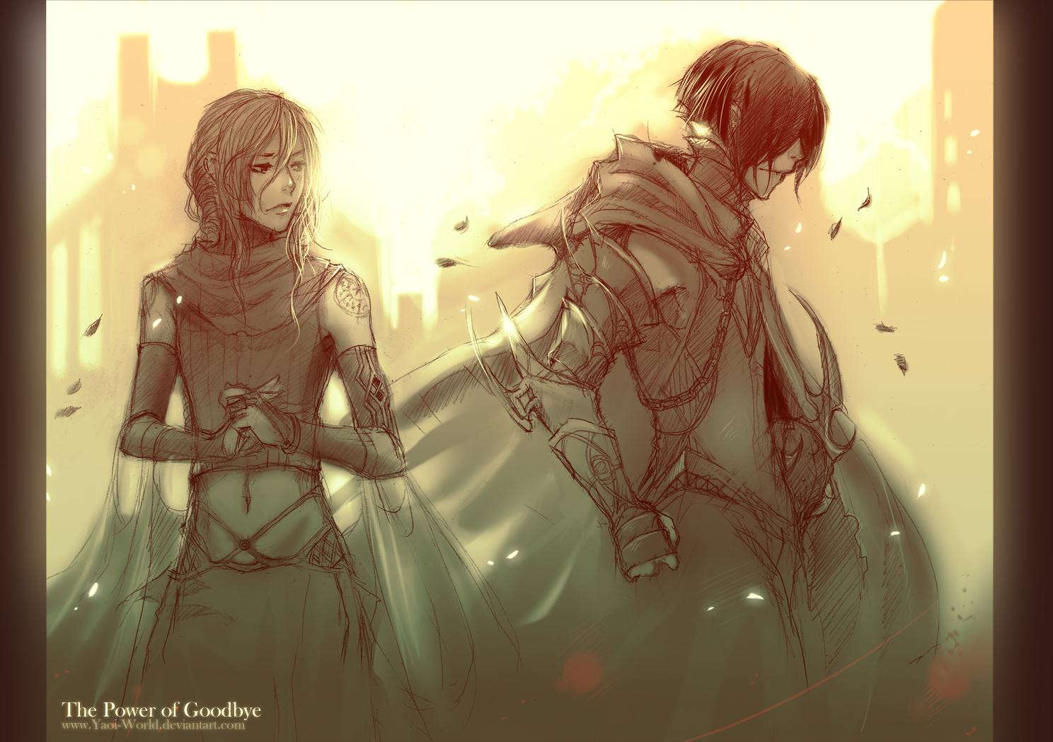 The Power of Goodbye by Yaoi-World
