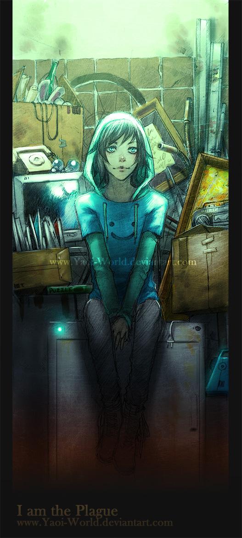 I am the Plague by Yaoi-World