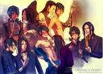 Yaoi Commission: Likereal x Aneirin