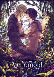 Yaoi Commission: VENOMOID - FREE promotional print