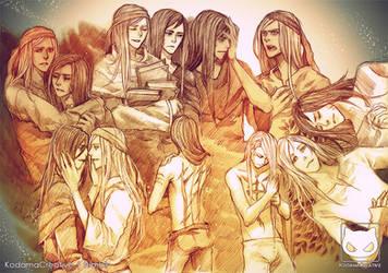 Boys Love Commission: Darius x Hunter